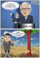 EU promises Kiev 600 million euros for Ukrainian timber