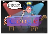 European Commission may impose punitive sanctions against Google