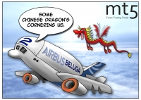 Airbus and Boeing, beware - China takes the challenge!
