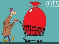 Eurozone retail sales decline by 0.3% in December