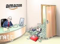 Amazon's net income skyrockets to $2.4 billion