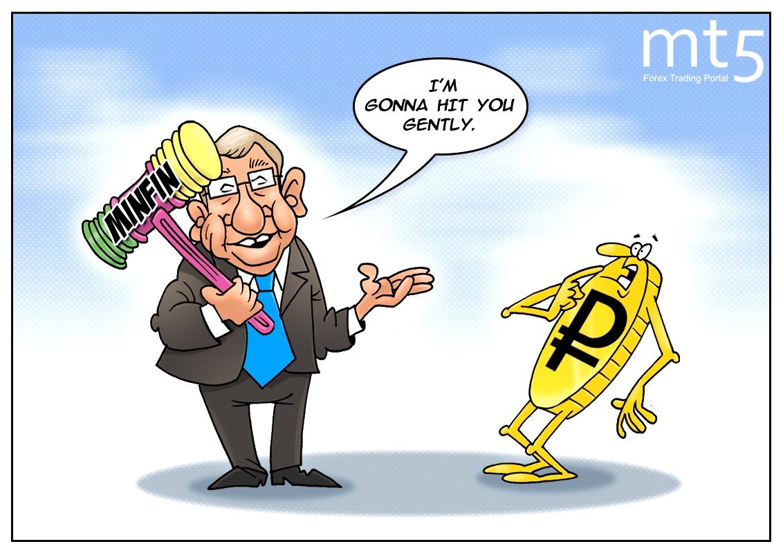 Russia plans to weaken ruble