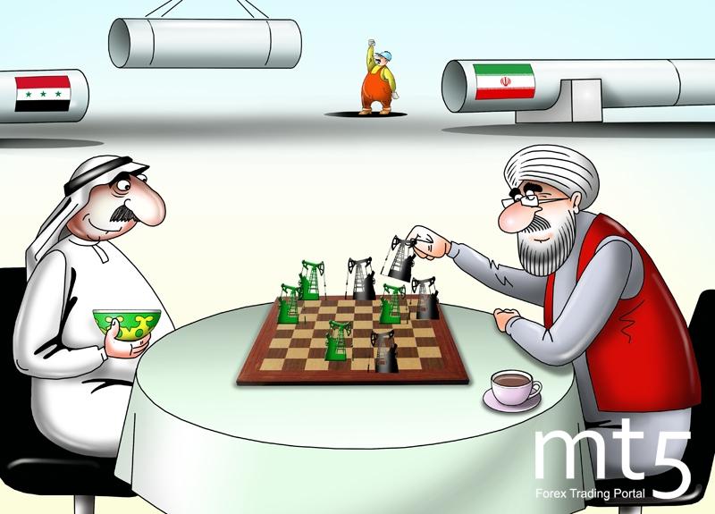 Iran dan Irak akan menyelesaikan perselisihan terkait ladang minyak bersama