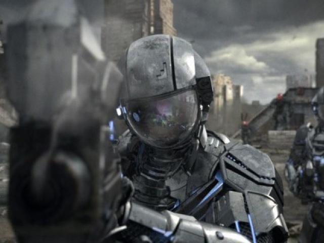 робот человек картинки