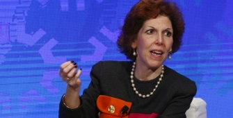 Mester Favors Shift in Reinvestment Policy this Year