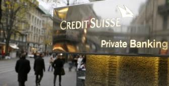 Credit Suisse shares fall 2% on $3 billion share sale reports