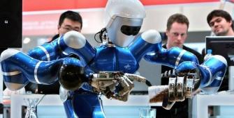Через 20 лет рынок труда Германии наполовину будет занят роботами