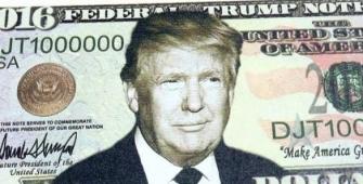 Доллар обвалился, как и надежды Трампа