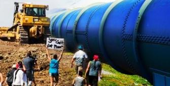 В США готовятся ввести в эксплуатацию нефтепровод Dakota Access