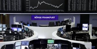Фондовая Европа упала накануне ввиду роста недоверия к Дональду Трампу