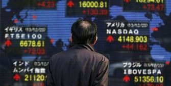Nikkei Jepang naik dan menutup di level tinggi tiga pekan