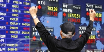 Pasaran Asia Kebanyakannya Diniagakan Lebih Tinggi Selepas Kemenangan Macron