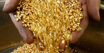 Emas Diniagakan pada Pada Paras Rendah 7 Minggu Selepas Pilihan Raya Perancis