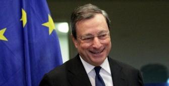 Draghi: Terlalu dini untuk menyatakan keberhasilan stimulus ECB