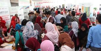 Tingkat pengangguran Malaysia turun di bulan Maret