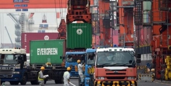 Japan's Trade Surplus Stands At Y481.7 Billion In April