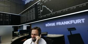 随着OPEC减产的希望,欧股稍涨