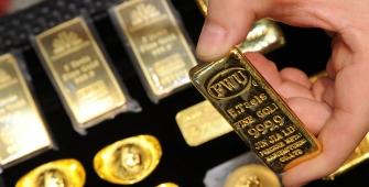 美元因美联储纪要下跌,黄金稳定
