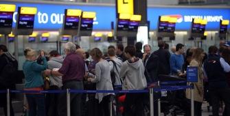 U.K. Passengers Face Second Day of Flights Disruption