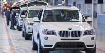Supply Shortages Hit BMW's Production