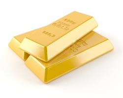gold up 2.3% for week, spurred by brinksmanship