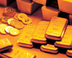 Gold Futures Settle Roughly Flat