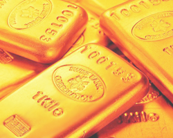 Gold Futures Settle Notably Higher As Dollar Weakens