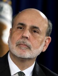 Бен Бернанке - Бывший председатель Совета управляющих Федеральной резервной системы США