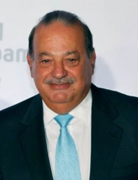 Carlos Slim Helu - The owner of the Latin-American telecommunication empire America Movil