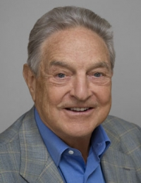 George Soros - Founder and adviser of the Quantum Fund