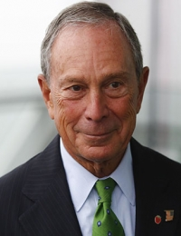 Michael Bloomberg -  Founder and CEO of Bloomberg L.P., former New York mayor