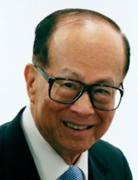 Li Ka-Shing -  Chairman of the Board of Cheung Kong Group and Hutchison Whampoa