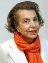 Liliane Bettencourt -  Principal shareholder of L'Oreal