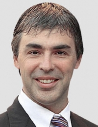 Larry Page - Co-founder and CEO of Google Inc.