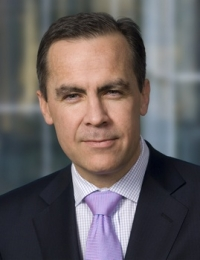 Mark Carney -  The Governor of the Bank Of England