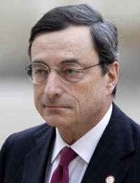 Mario Draghi - President of the European Central Bank