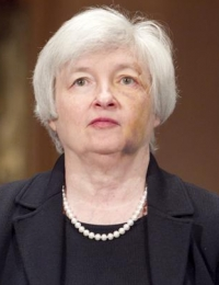 Janet Yellen -  Chair of the US Federal Reserve System