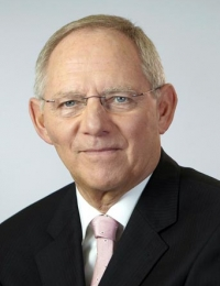 Wolfgang Schaeuble - Federal Minister of Finance