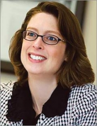 Abigail Johnson - President and CEO of Fidelity Investments