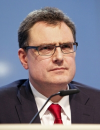 Thomas Jordan - Chairman of the Governing Board of the Swiss National Bank