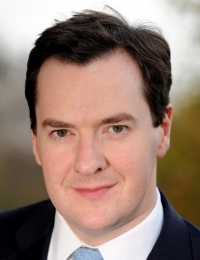 George Osborne - Chancellor of the Exchequer
