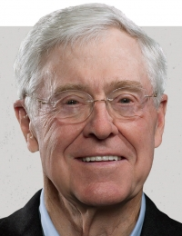 Charles Koch -  Chairman of the Board and the CEO of Koch Industries