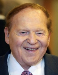 Sheldon Adelson - the Chairman and CEO of the Las Vegas Sands Corp.