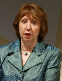 Catherine Ashton -  High Representative of the Union for Foreign Affairs and Security Policy