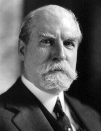 Charles Evans Hughes -  Secretary of State; Chief Justice