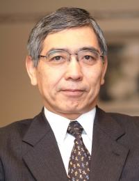 Haruhiko Kuroda -  Bank of Japan Governor
