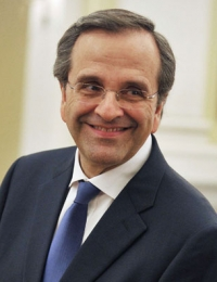 Antonis Samaras -  Prime Minister of Greece