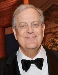 David Koch -  Vice President Koch Industries
