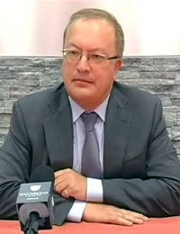 Sergey Pavlenko -  Head of Federal Service for Financial and Budget Supervision