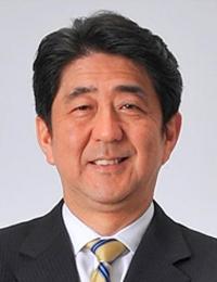 Shinzo Abe - Prime Minister of Japan